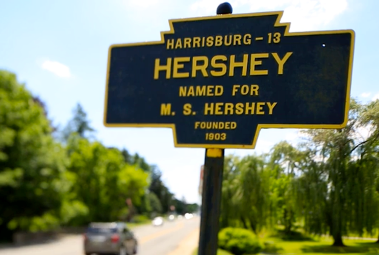 The new direction of Hershey's Digital Workplace with Unily and Office 365