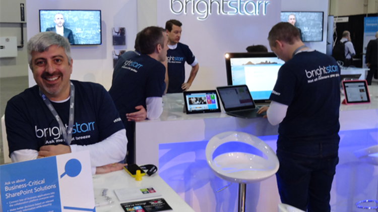 BrightStarr's SharePoint conference experience