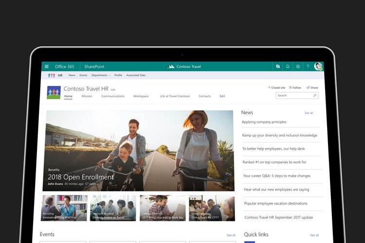 SharePoint Hub Site Pros & Cons