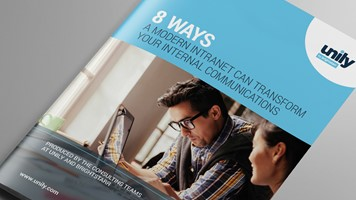 8 ways to transform internal communications using your intranet guide