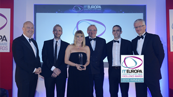 BrightStarr & Linklaters  wins Best Information Management Solution