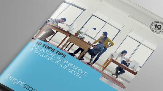 10 Top Tips to Bespoke IT Solution Success Guide