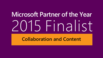BrightStarr Finalist for 2015 Microsoft Partner of the Year!