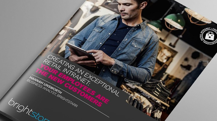 Creating exceptional retail intranets: your employees are the new customers