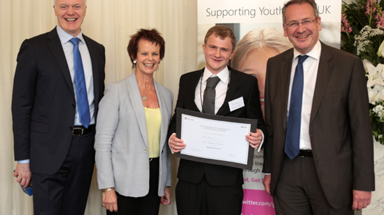 BrightStarr Employee Wins Microsoft Apprentice of the Year 2013