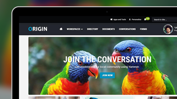 Easy intranet design examples to get you inspired