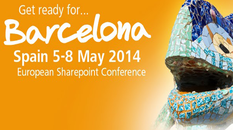BrightStarr at the European SharePoint Conference