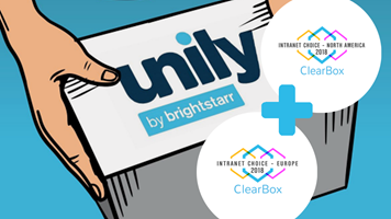 Unily comes out on top as 'Intranet Choice Europe and North America' in Clearbox Intranet Report